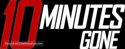 10 Minutes Gone - Logo