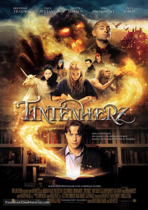 Inkheart - German Movie Poster