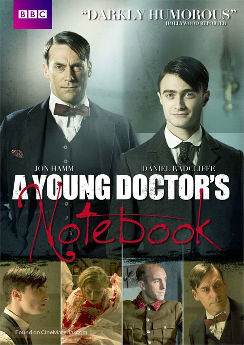 """""""A Young Doctor's Notebook"""" - Movie Cover"""
