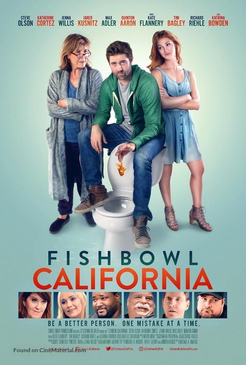 Fishbowl California - Movie Poster
