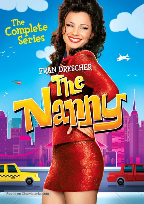 """The Nanny"" - DVD movie cover"