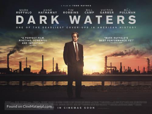 Dark Waters - British Movie Poster