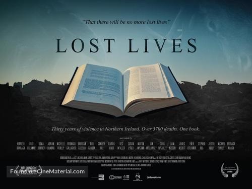 Lost Lives - British Movie Poster