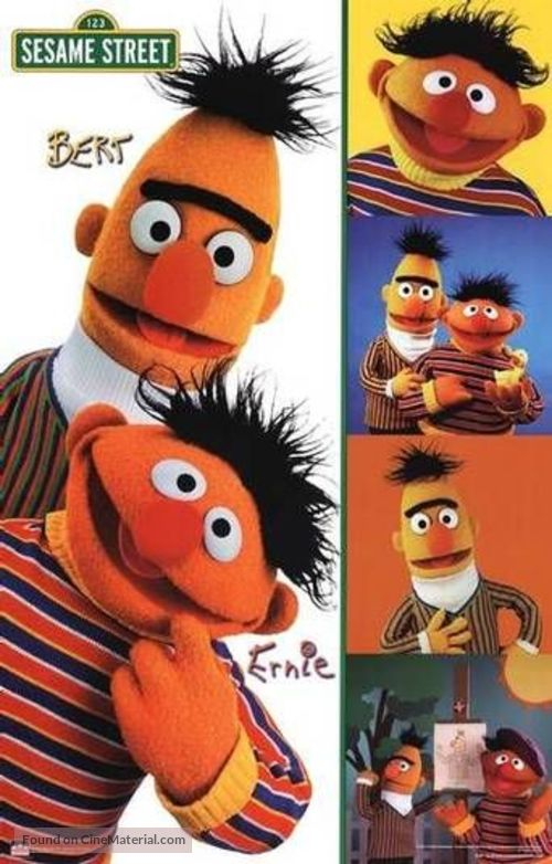 """Sesame Street"" - Movie Poster"