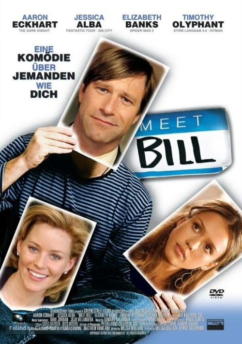Bill - German Movie Cover