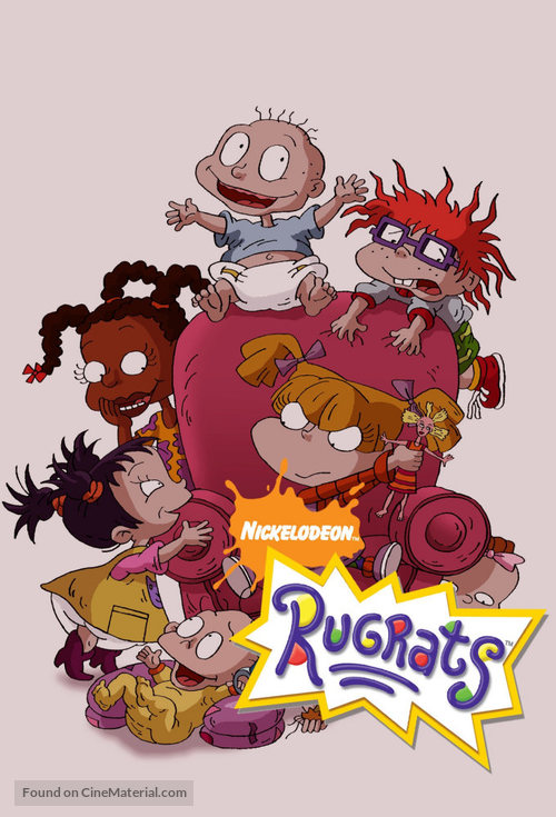 """""""Rugrats"""" - Movie Poster"""