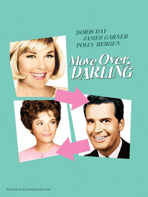 Move Over, Darling - Movie Cover