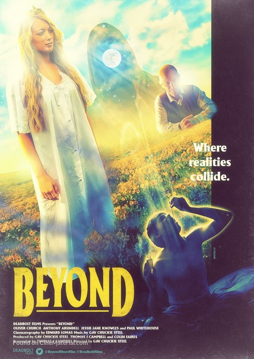 Beyond - British Movie Poster