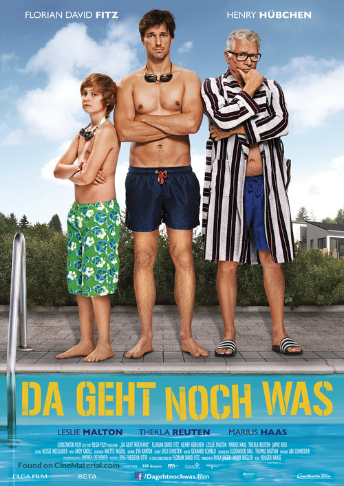 Da geht noch was - German Movie Poster