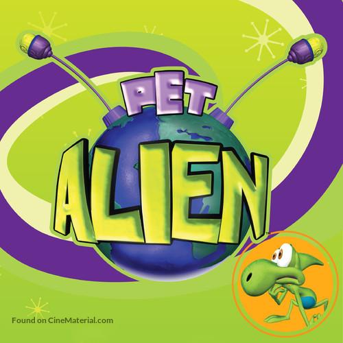 """""""Pet Alien"""" - Logo"""
