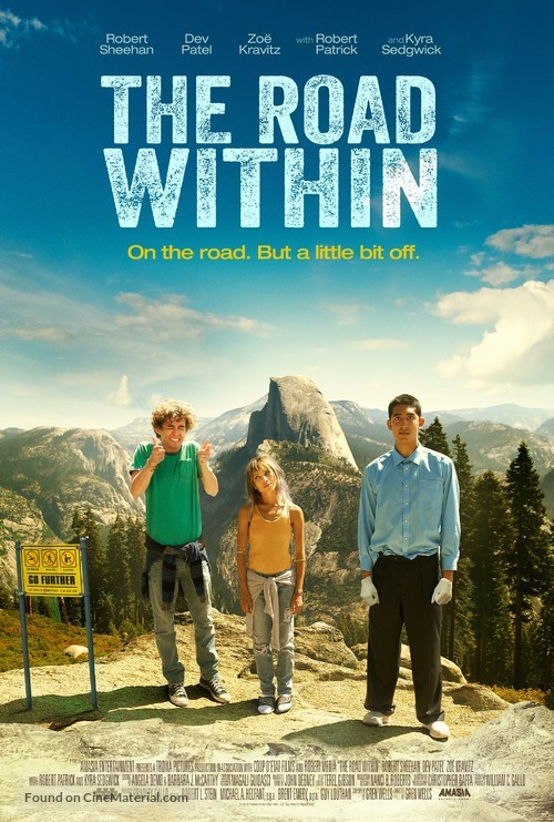 The Road Within - Movie Poster
