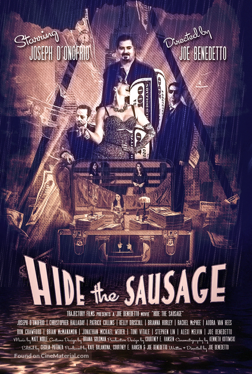 Hide the Sausage - Movie Poster