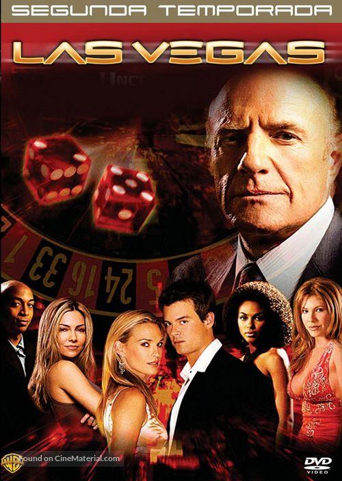 """""""Las Vegas"""" - Spanish DVD movie cover"""