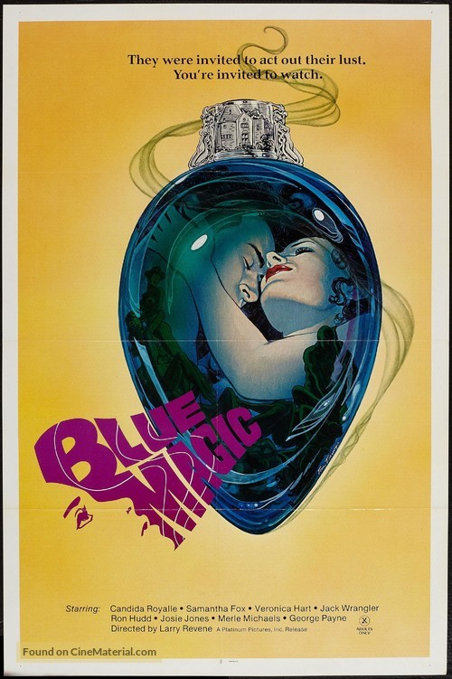 Blue Magic - Movie Poster