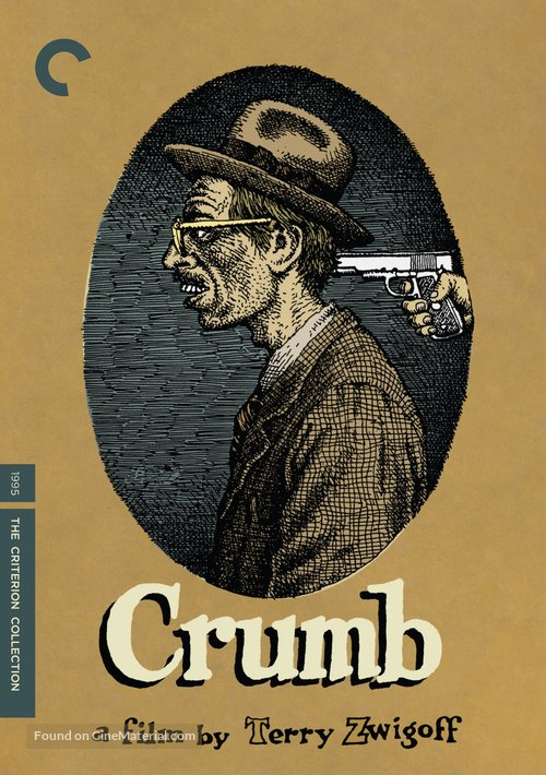 Crumb - DVD movie cover