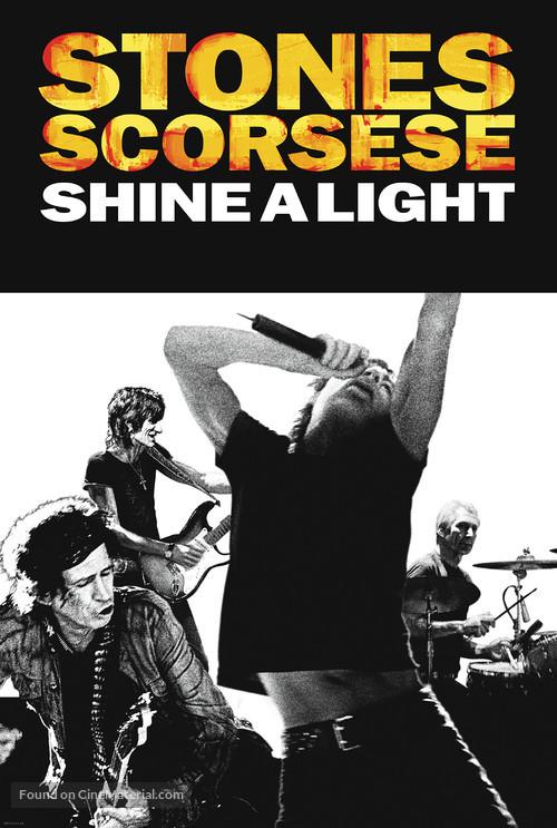 Shine a Light - Movie Poster