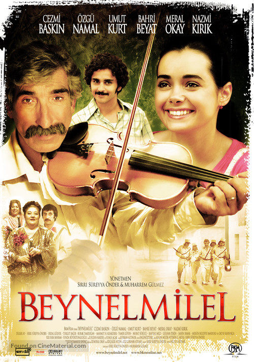 Beynelmilel - Movie Poster
