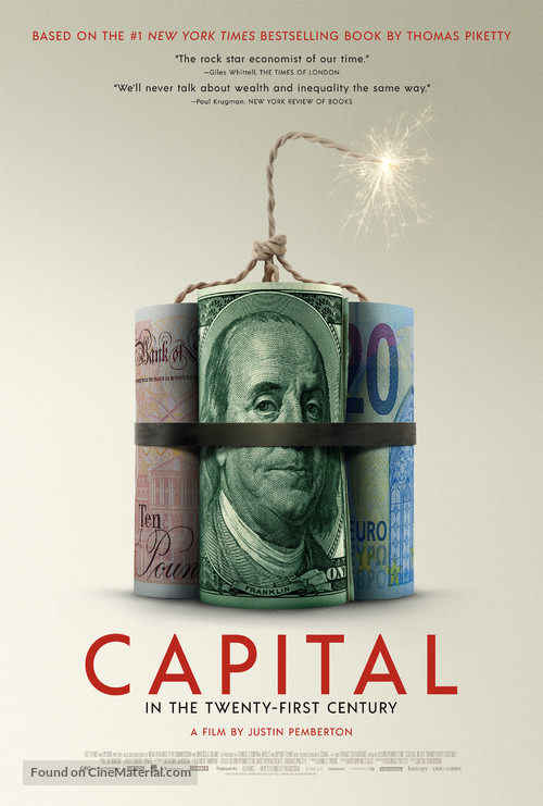 Capital in the Twenty-First Century - Movie Poster