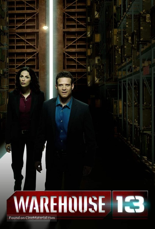 """""""Warehouse 13"""" - Movie Poster"""