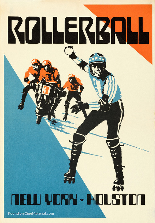 Rollerball - Movie Poster