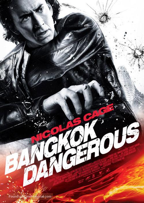 Bangkok Dangerous - Spanish Movie Poster