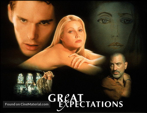 the different between the great expectations movie and book Great expectations movie review – great expectations (2012) and the huge divide and difference between living an urban lifestyle rather than living in the.