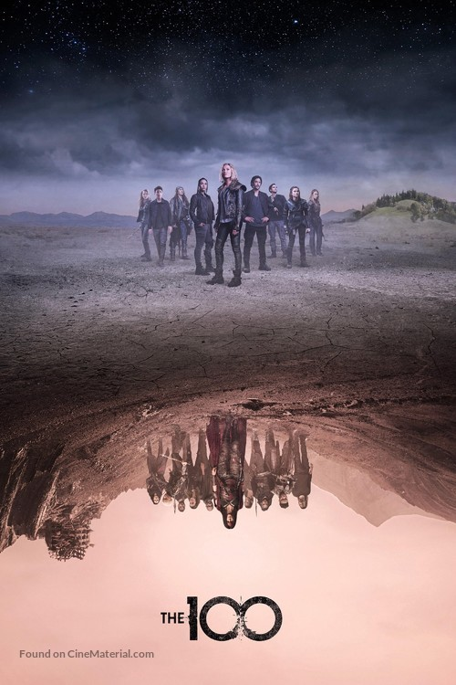"""""""The 100"""" - Movie Cover"""