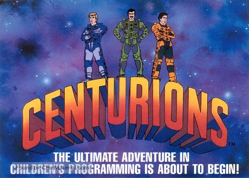 """Centurions"" - poster"