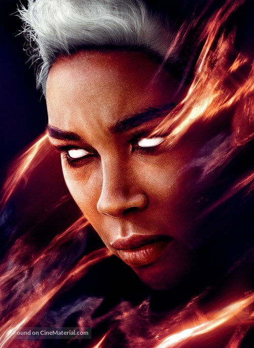 Dark Phoenix - Key art