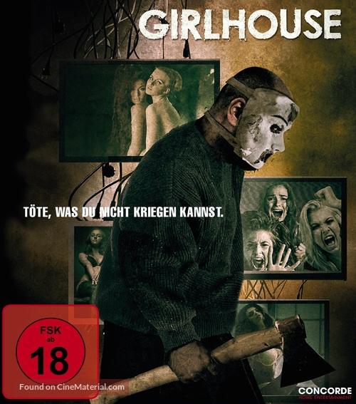 Girlhouse - German Movie Cover