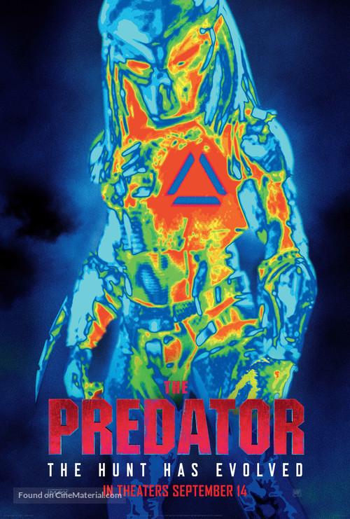 The Predator - Movie Poster