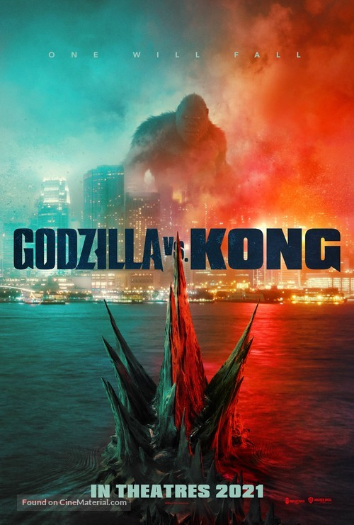 Godzilla vs. Kong - Canadian Movie Poster