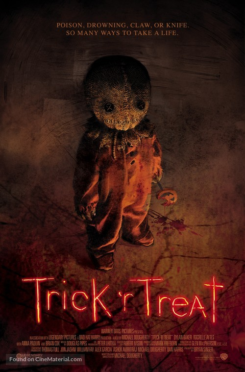Trick 'r Treat - Movie Poster