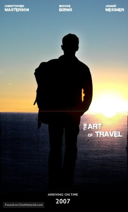 The Art of Travel - poster