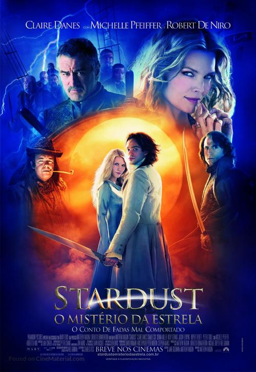 Stardust - Brazilian Movie Poster