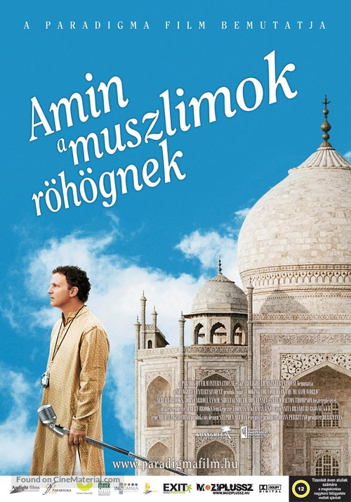 Looking for Comedy in the Muslim World - Hungarian poster