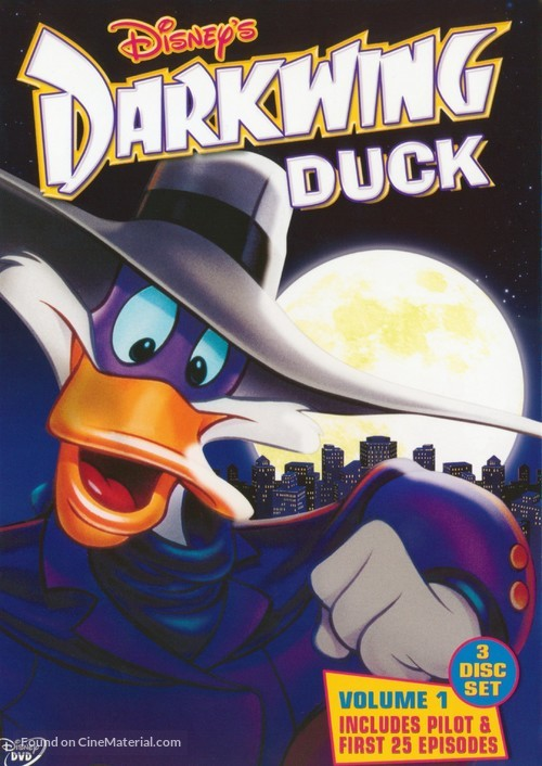 """Darkwing Duck"" - Movie Cover"