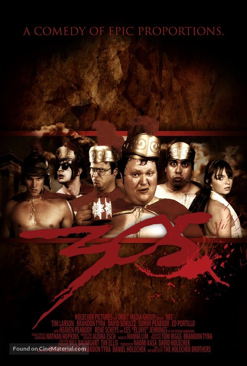 305 - Movie Poster