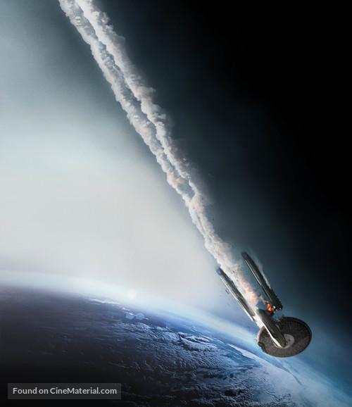 Star Trek Into Darkness - Key art