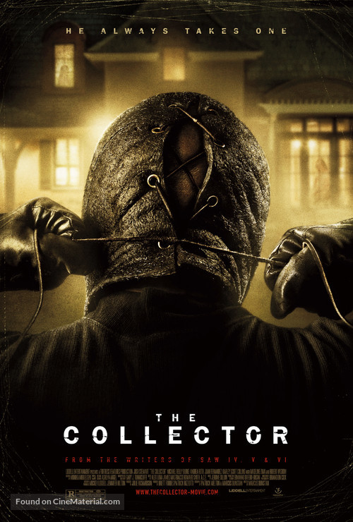 The Collector - Movie Poster