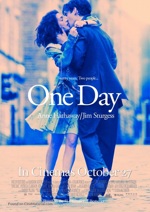 One Day - New Zealand Movie Poster