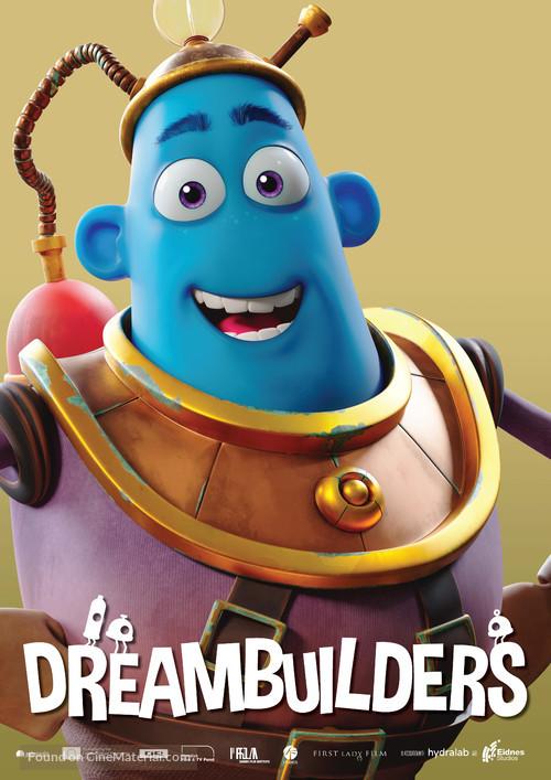 Dreambuilders - International Movie Poster