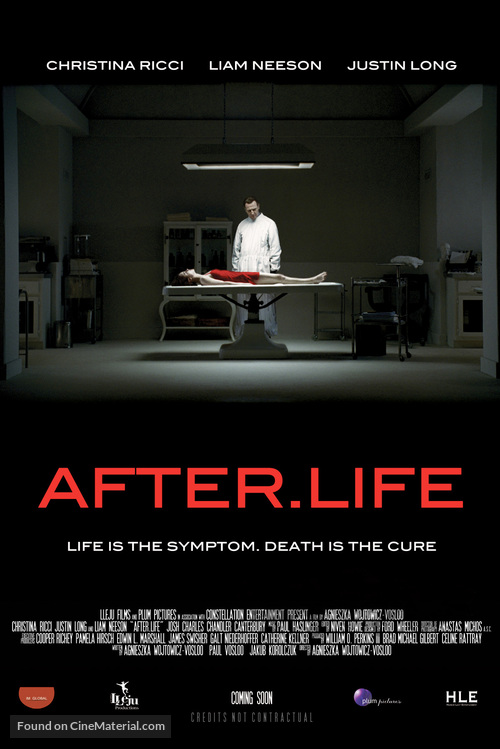 After.Life - Movie Poster