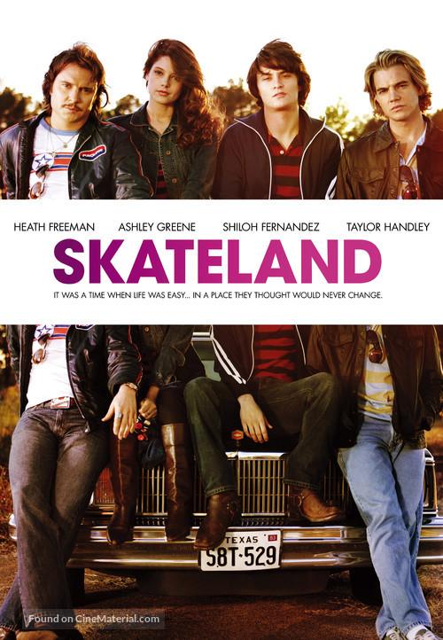 Skateland - Movie Poster