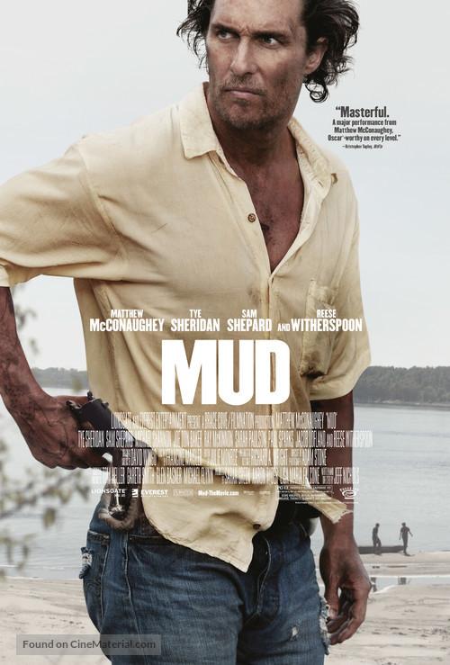 Mud - Movie Poster