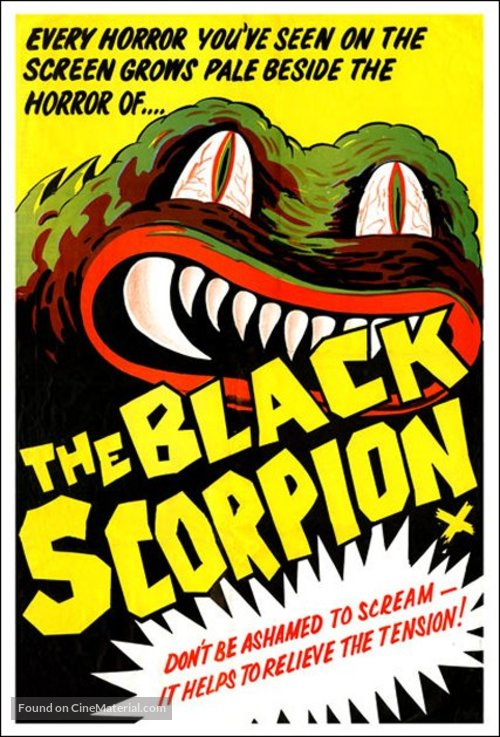 Image result for the black scorpion
