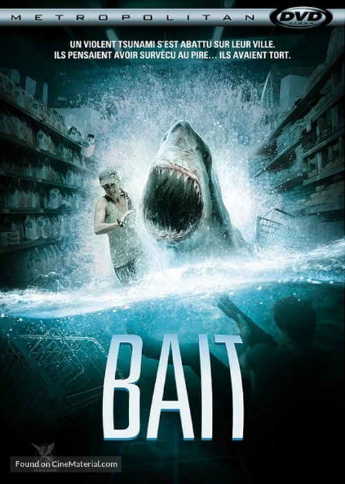 Bait - French DVD movie cover