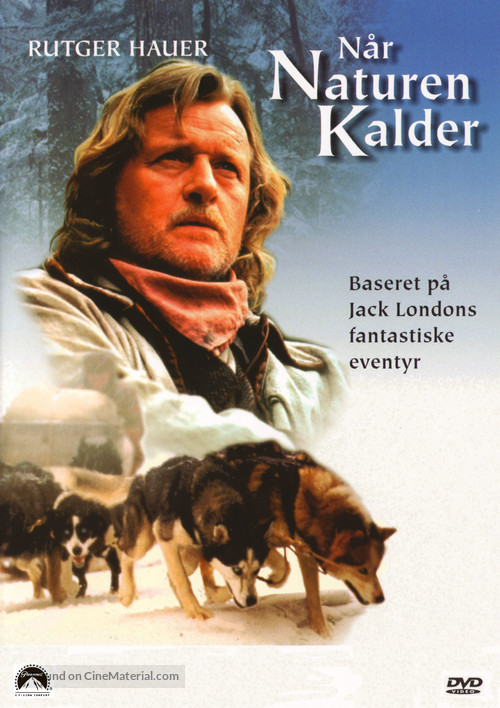 Image result for THE CALL OF THE WILD - DOG OF THE YUKON ( 1997 )  POSTER
