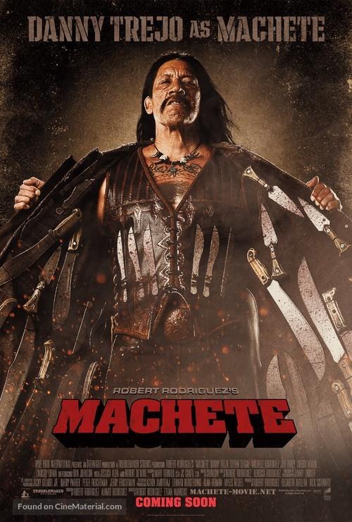 Machete - Movie Poster
