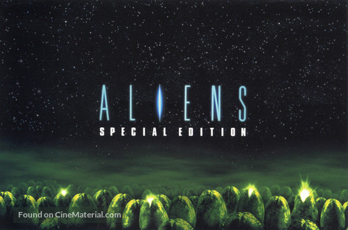 Aliens - Movie Cover